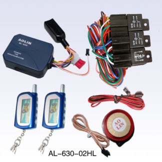 AOLIN MOTORBIKE ADVANCED ALARM SYSTEM
